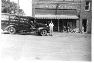 Denton Drug Store 1940s