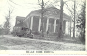 Mills Home 1936