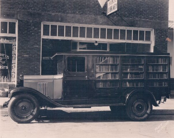 1st Lexington Library 1929