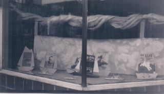 Display Window 1930s