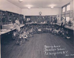 Dunbar School Storyhour 1944