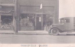 Thomasville Library April 1936