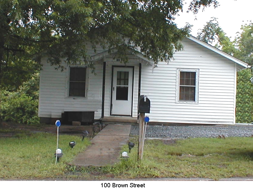 100 Brown St. 2003