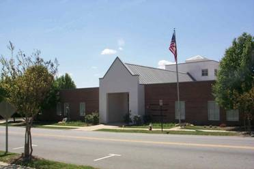 Thomasville Library late 1990s