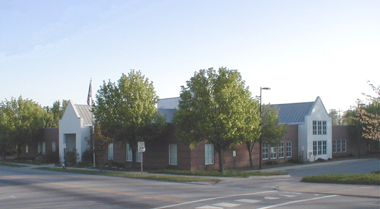 Thomasville Library 2003