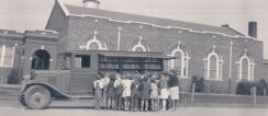 Tyro School Bookmobile 1936