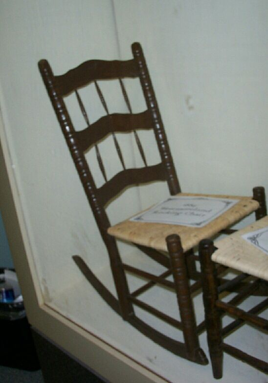 Beau Westmoreland Chairs   Late 1800s